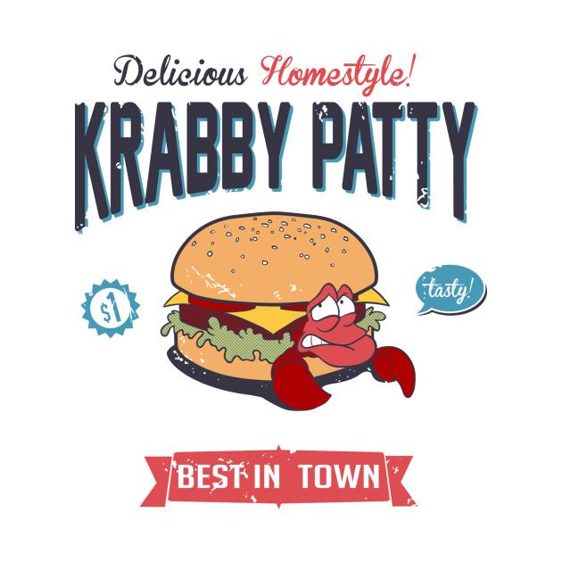 Krabby Patty Gourmet