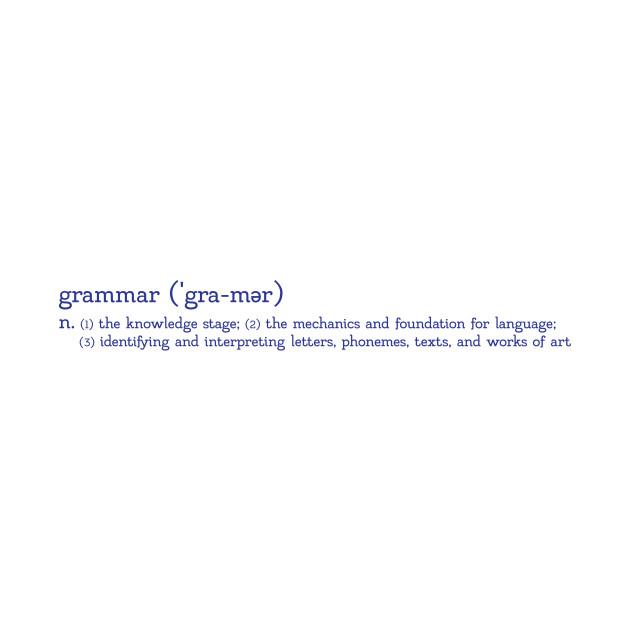 Trivium Grammar State