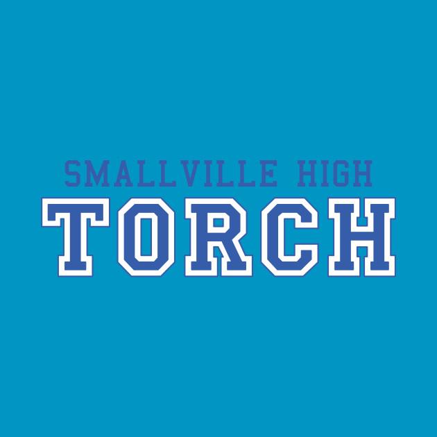 SMALLVILLE HIGH TORCH (smallville)