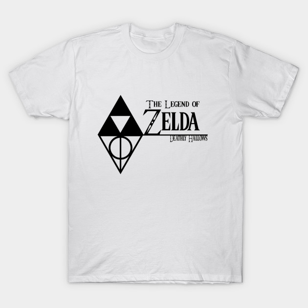 2a91b963c The legend of zelda Triforce - Logo Symbol - T-Shirt | TeePublic