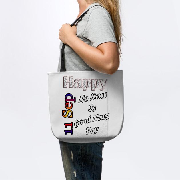 September 11th, No News is Good News Day, Custom Gift Design