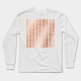 c15d3464 Rose Gold Long Sleeve T-Shirts | TeePublic