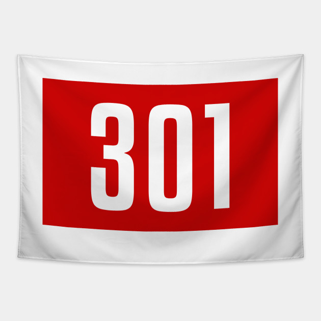 301 Red