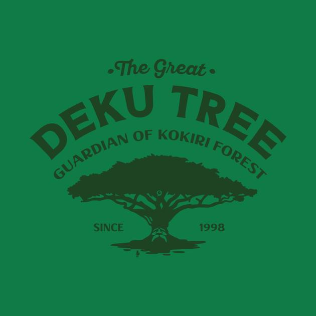 The Great Deku Tree