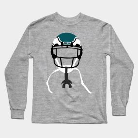 b8422b7cf55 Birds Helmet Long Sleeve T-Shirt. by CCT. $22. Main Tag Wentz Long Sleeve T- Shirts