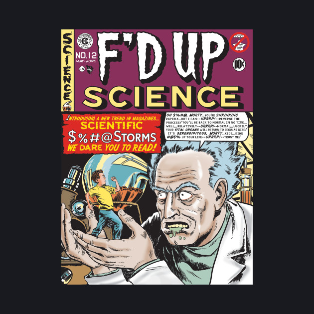 F'D Up Science