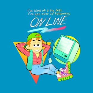 Internet Fame t-shirts