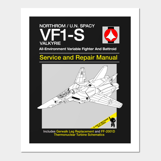 vf 1-s service and repair posters and art prints