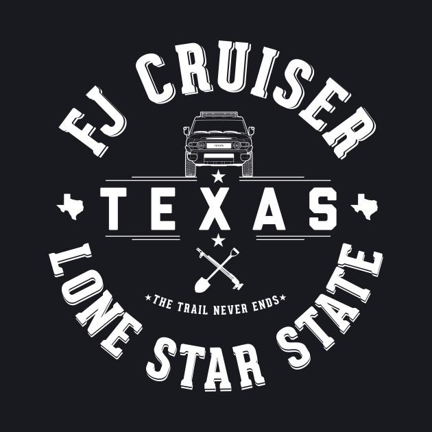 Fj Cruiser Texas Shirt