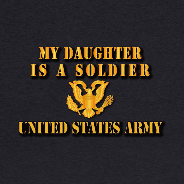 My Daughter is a Soldier
