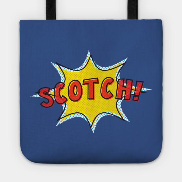 Comic Book Scotch