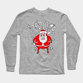508a6bd5efcd Long Sleeve T-Shirt. by sparkeface. $22. Main Tag Funny Christmas ...