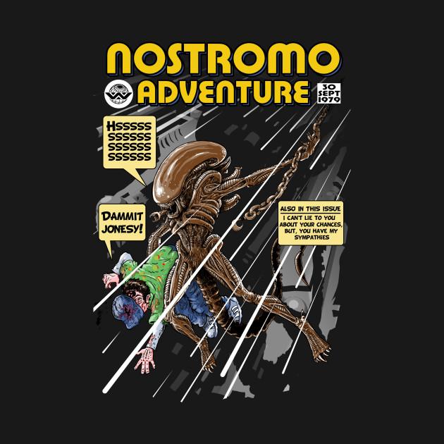 Nostromo adventure