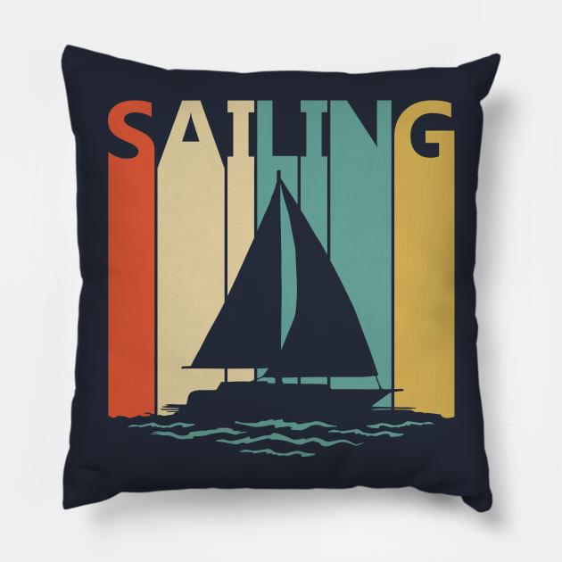 Vintage Retro Sailing Sailor Gift