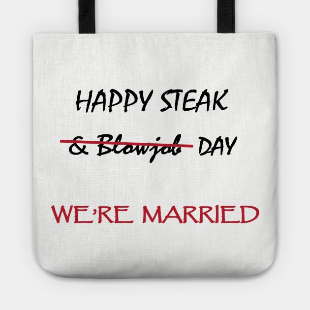 Steak n bj day