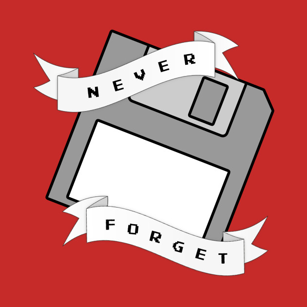 Floppy Disc - Never Forget