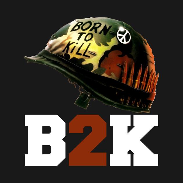 Born To Kill Stanley Kubrick Full Metal Jacket Vietnam War Movie