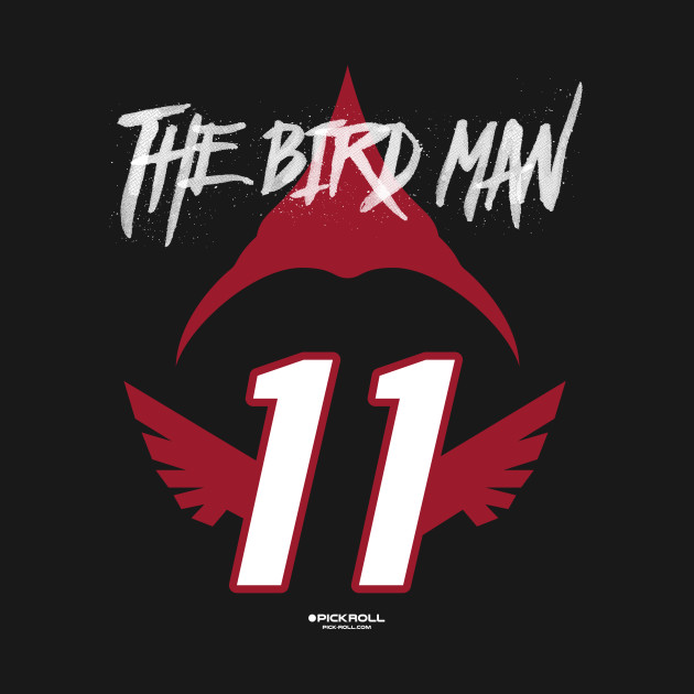 """The Birdman"" - Chris Andersen"