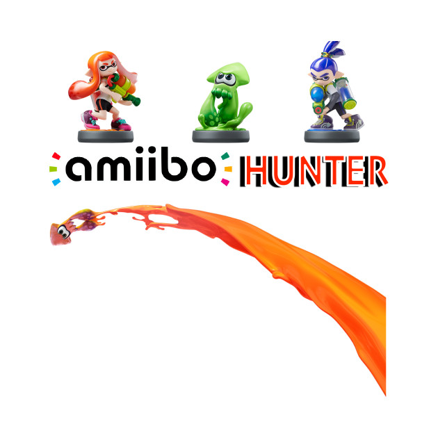 Amiibo Hunter- Splatoon