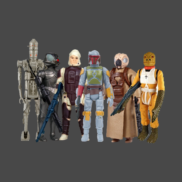 590a2b2fba The Vintage Bounty Hunter - Star Wars Bounty Hunters Star Wars Boba ...
