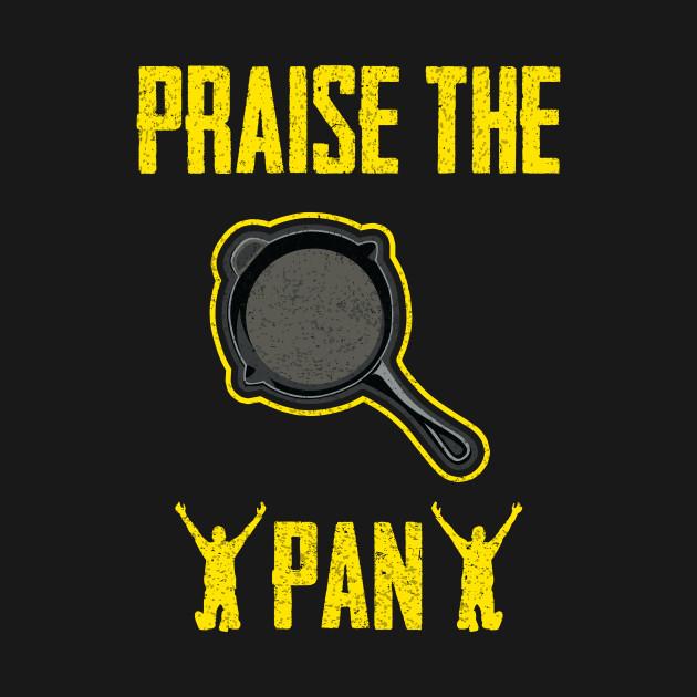 Praise the pan PUBG
