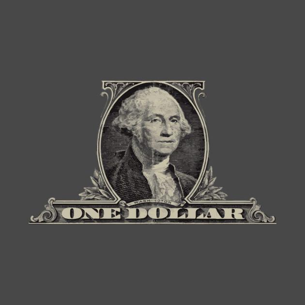 One Dollar Bill - George Washington