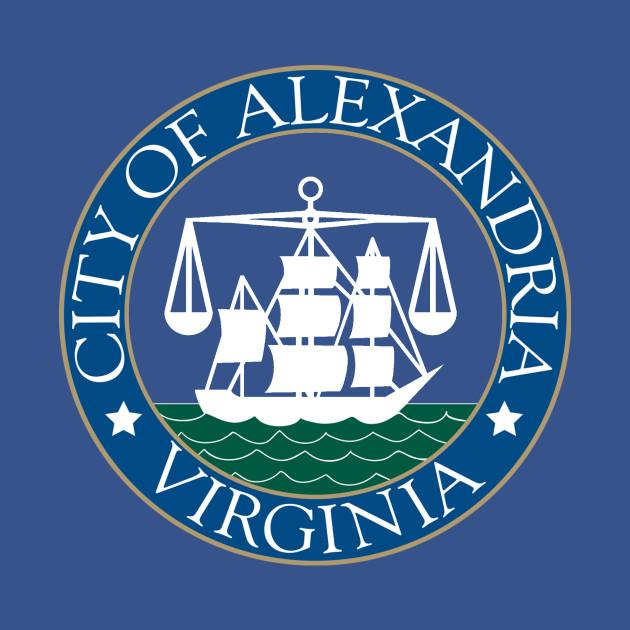 Alexandria Virginia Seal
