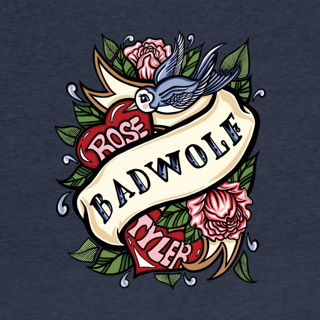 BadWolf Tattoo