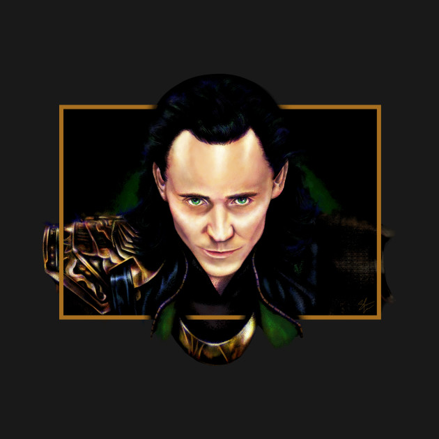 Loki of Hiddleston