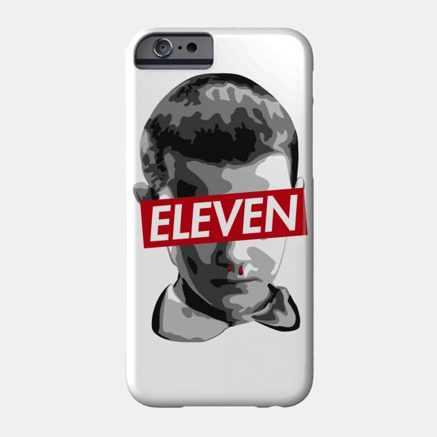 Eleven Stranger Things