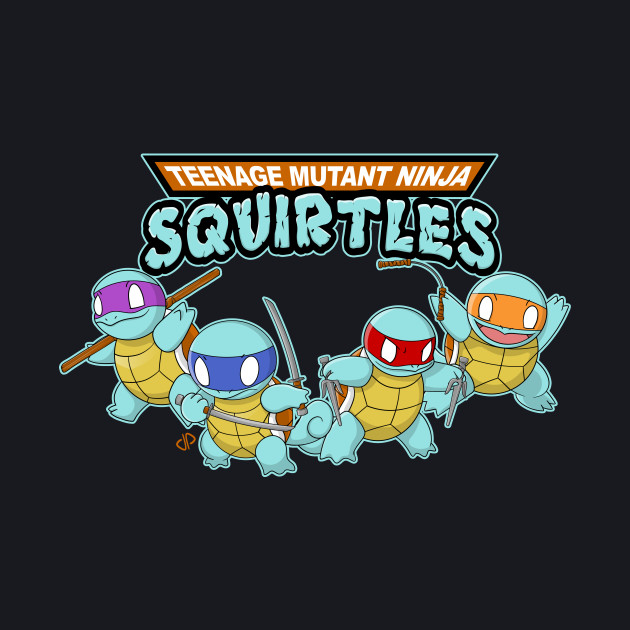Squirtle Power