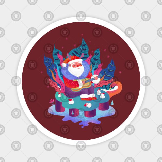 Santa Claus Christmas Père Noël Gift Illustration Santa Claus Illustration Png Clipart