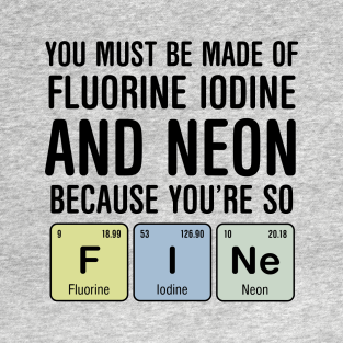 periodic table of the elements gifts and merchandise teepublic - Periodic Table Of Elements Gifts