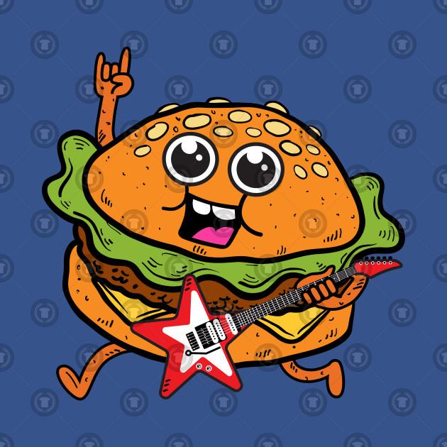 Burger Rocks