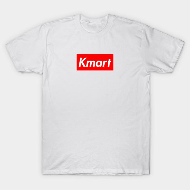 99ed5d360 Kmart Supreme - Kmart Supreme - T-Shirt   TeePublic