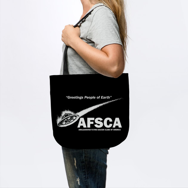 Greetings people of earth afsca ufo tote teepublic 2950746 0 m4hsunfo