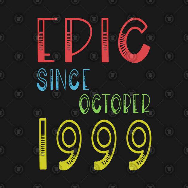 Epic Since October 1999