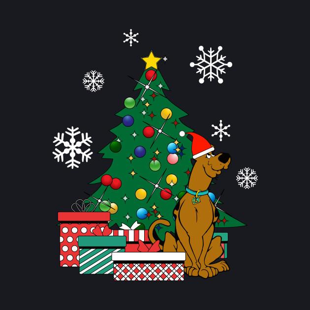 Scooby Doo Around The Christmas Tree