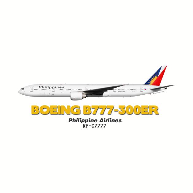 Boeing B777-300ER - Philippine Airlines