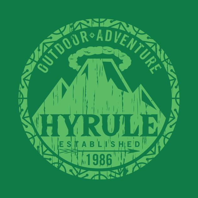 Hyrule Outdoor Adventure