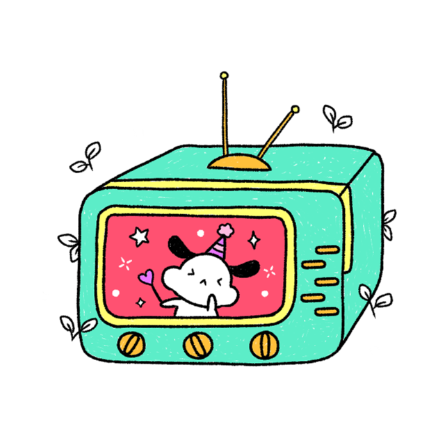 Smile, You're on TV