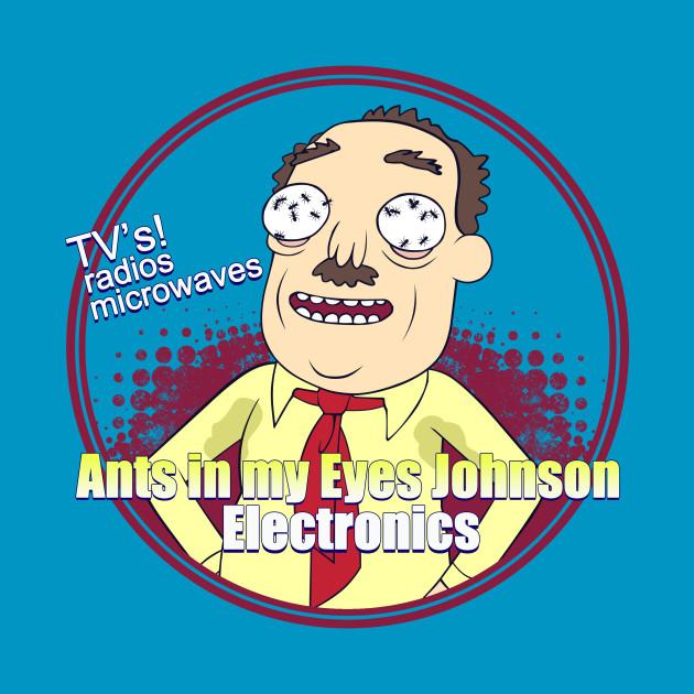 Ants in my Eyes Johnson Electronics