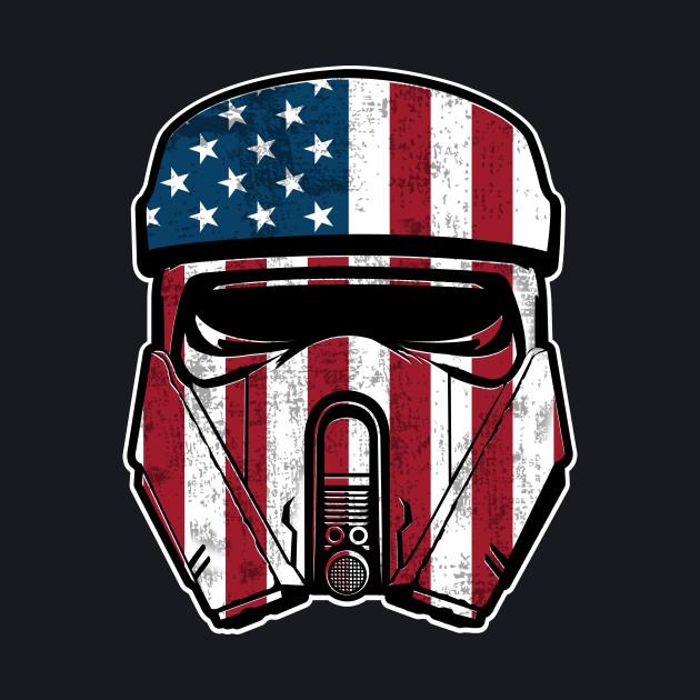 Patriot trooper V1
