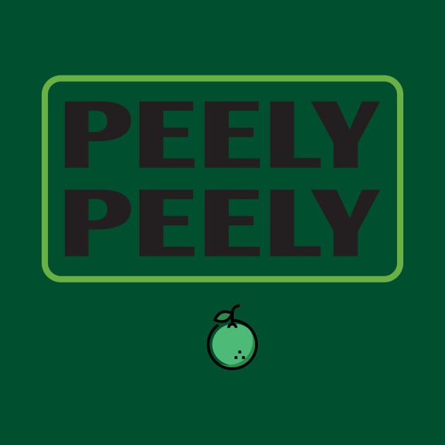 PEELY PEELY! - BUD LIGHT LIME