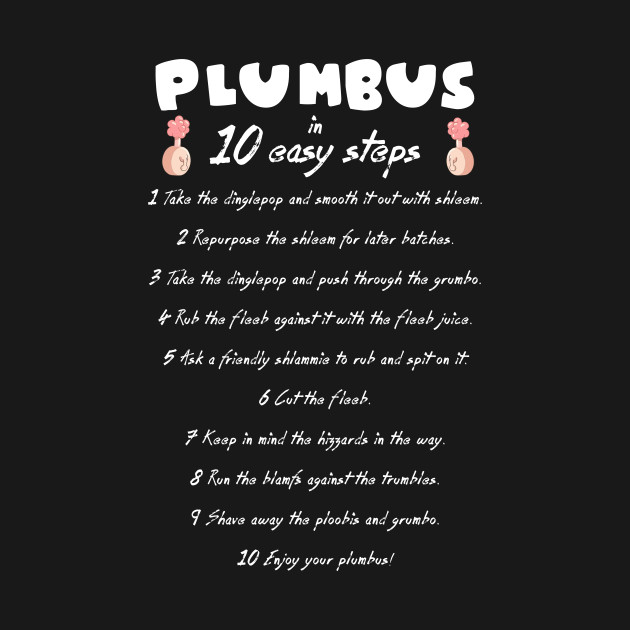 Plumbus - 10 easy steps