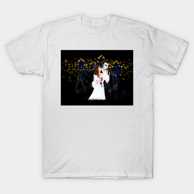 The Music of the Night T-Shirt-TOZ