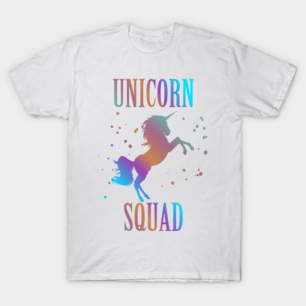 Unicorn Squad Enchanted Rainbow Fantasy Fairy Tale ...