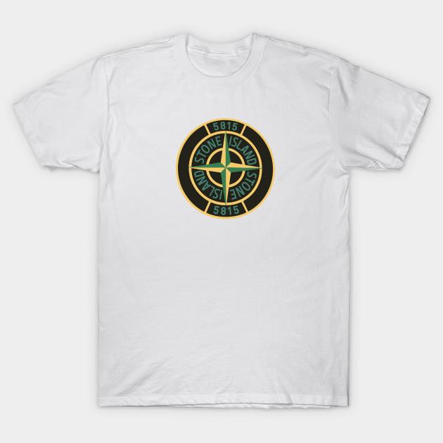 Stone Island Logo Design T-shirt - Stone Island Logo Cool Brand - T ... ef347ce7c