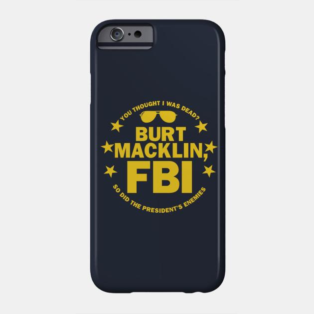 Burt Macklin FBI iphone case