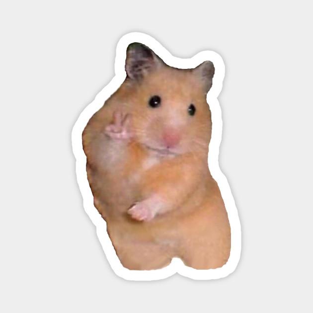 Peace Hamster